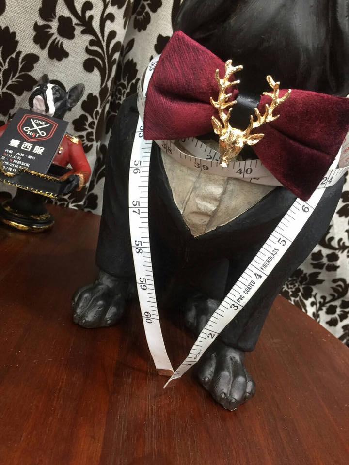 壹西服 配件 領結、領帶、領花、胸針、口袋巾